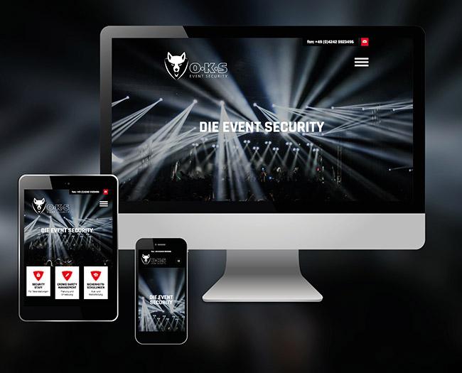 OKS Webdesign Syke