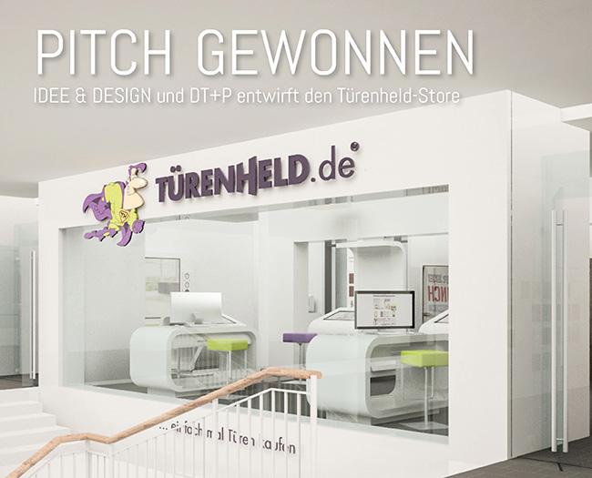 tuerenheld pitch store idee design werbeagentur bremen weyhe stuhr syke. Black Bedroom Furniture Sets. Home Design Ideas